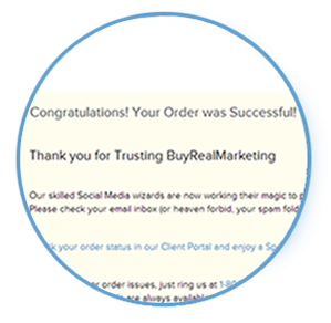 Buy Real Marketing Tutorial Step 4