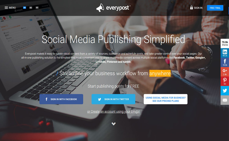 Everypost | Buy Real Marketing