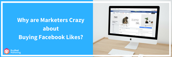 Why are Marketers Crazy about Buying Facebook Likes?