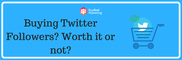 Is It Worthwhile Buying Twitter Followers