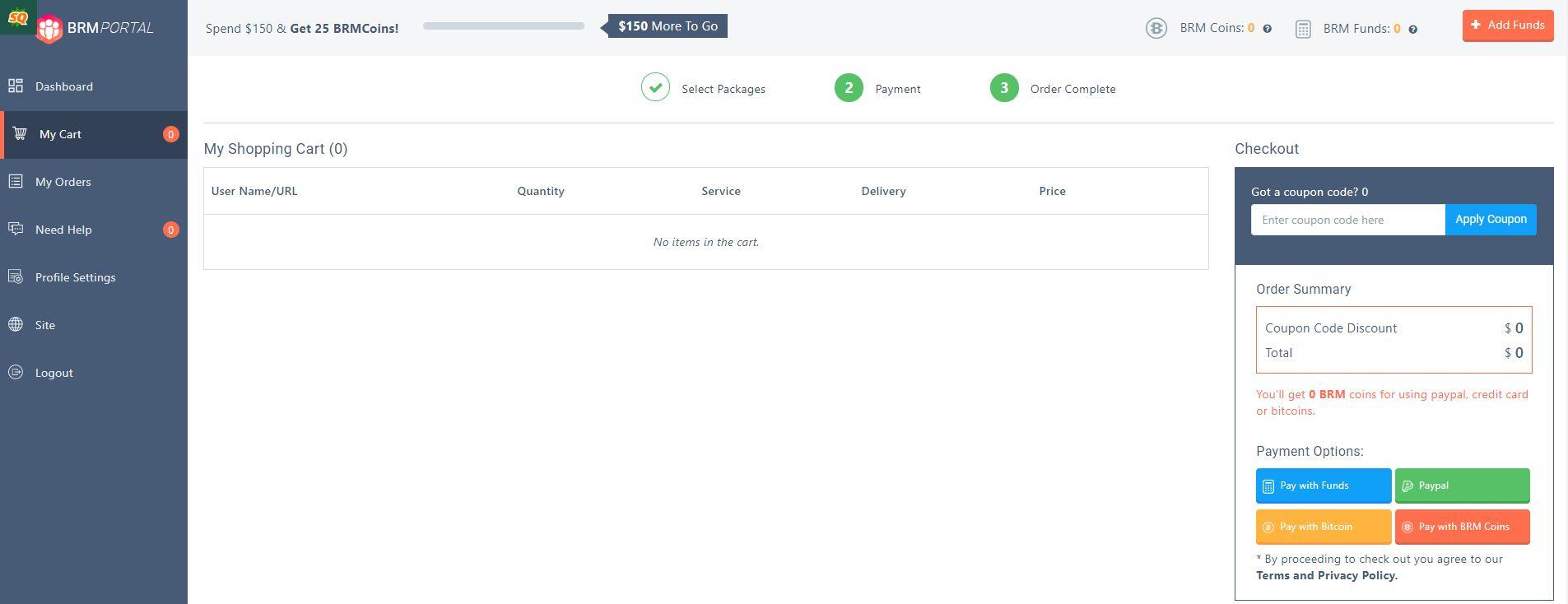 brm client portal